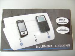 Multimedia-Ladestation