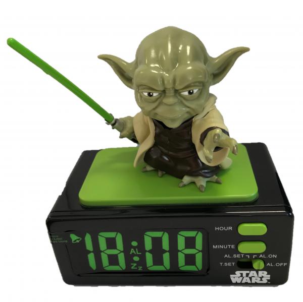 Wecker/Yoda/T