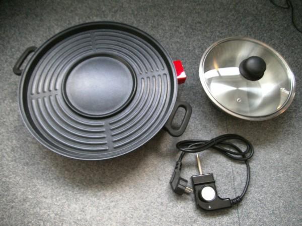 Fajitas Grill 1200 Watt