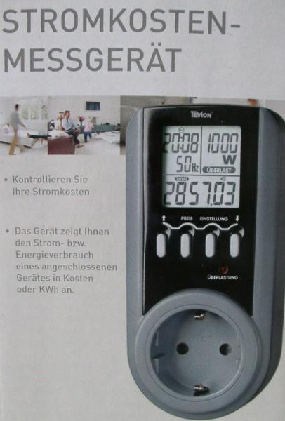 Stromkosten Messgerät