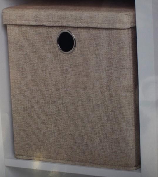 Aufbewahrungsbox-2erSet/beige