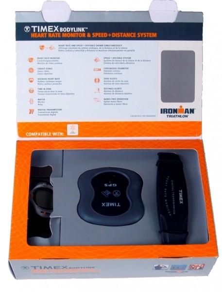 Timex Ironman TRIATHLON RSS 210 + Bodylink Sensor System