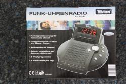Funk-Uhrenradio XL 50311
