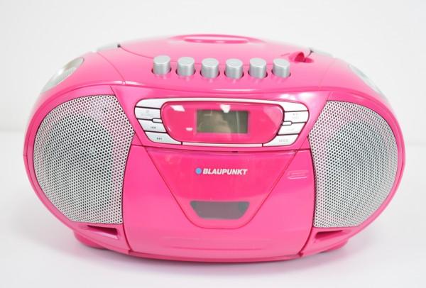 Boombox Blaupunkt B11 Rosa