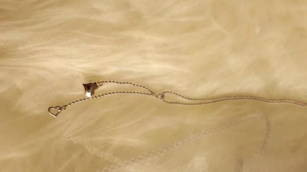 Halskette / Esprit / Herzen / ESNL92299A420