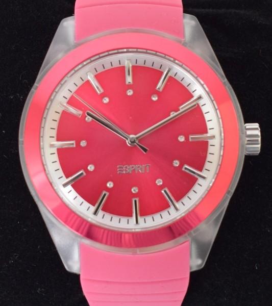 Esprit-Sommeruhr/pink/Gehäuse-hell/ES900642007