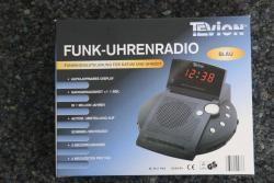 Funk-Uhrenradio XL 7411
