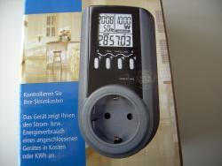 Stromkosten-Messgerät