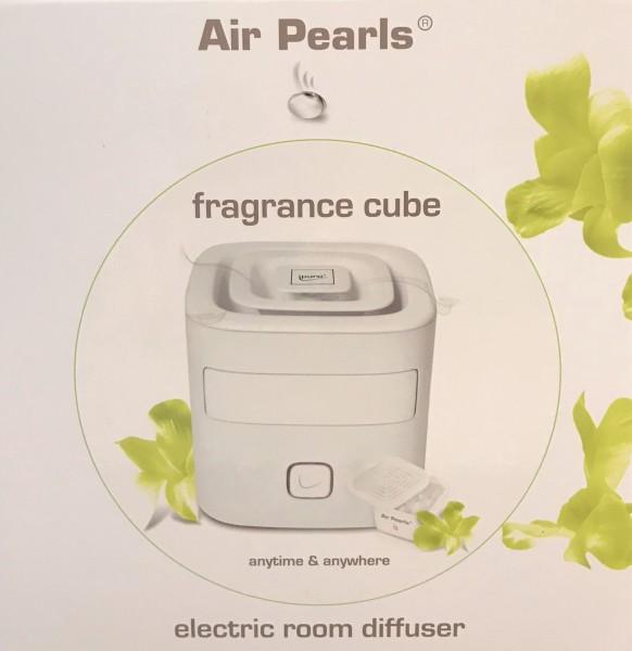 AirPearls/ipuro/Raum-Diffusor/fragranceCube/weiss