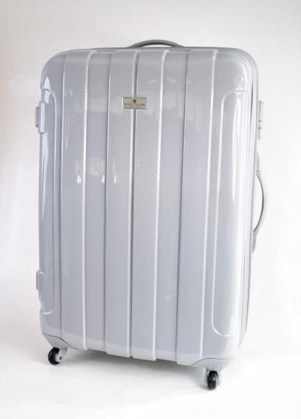 Kofferset Trolley 2tlg silber