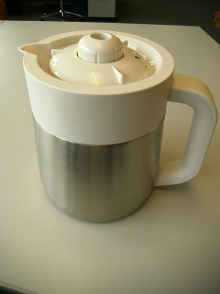 Thermoskanne mit Kunststoffdeckel 1,5 Liter