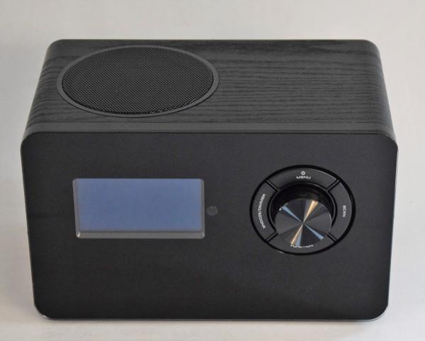 Digital Radio DAB+ FM/UKW schwarz Marke Terris DAB434
