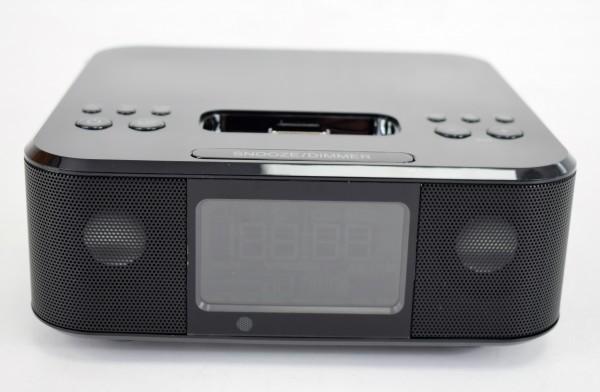 Tevion Weckradio mit iPod Dockingstation