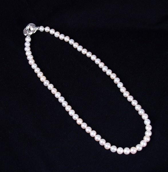 Perlenkette Magdalena 585 Gold 243508