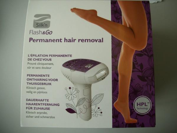 Haarentfernungsgerät Silk'n Flash&Go